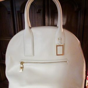 Marc by Marc Jacobs MBMJ White Tote